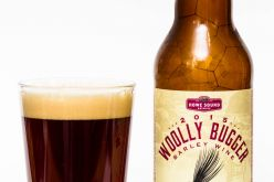 Howe Sound Brewing – 2015 Woolly Bugger Barley Wine