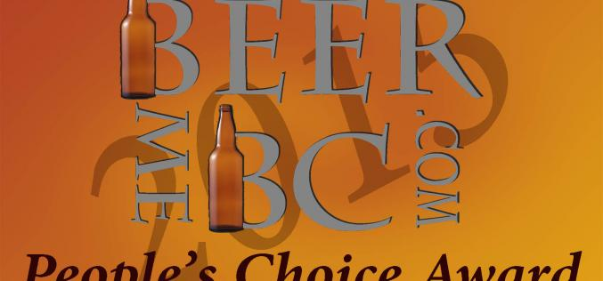 2015 Beer Me BC People's Choice Awards – The Top Beers, Breweries & Events!
