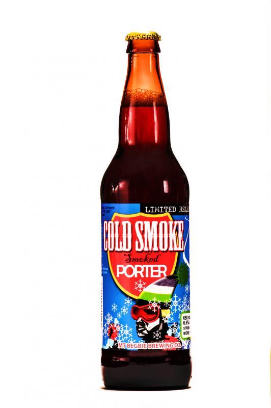 Mt Begbie - Cold Smoke Porter