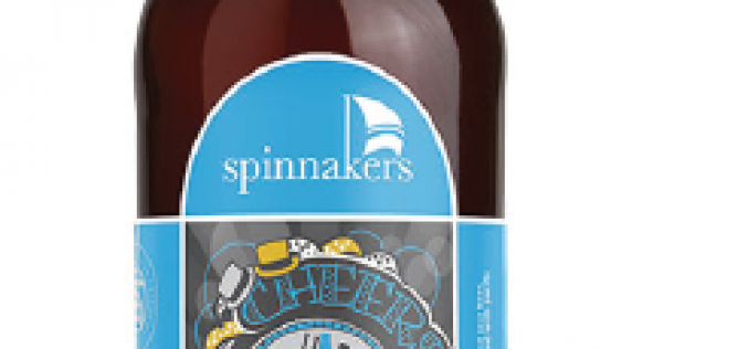 Spinnakers Brewpub Launches Happy New Beer Barrel Aged Sour