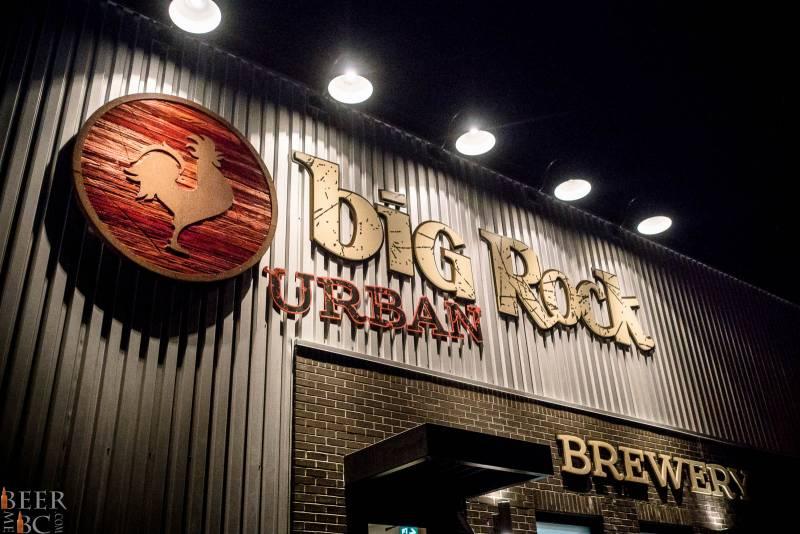 Big Rock Urban Brewery Vancouver