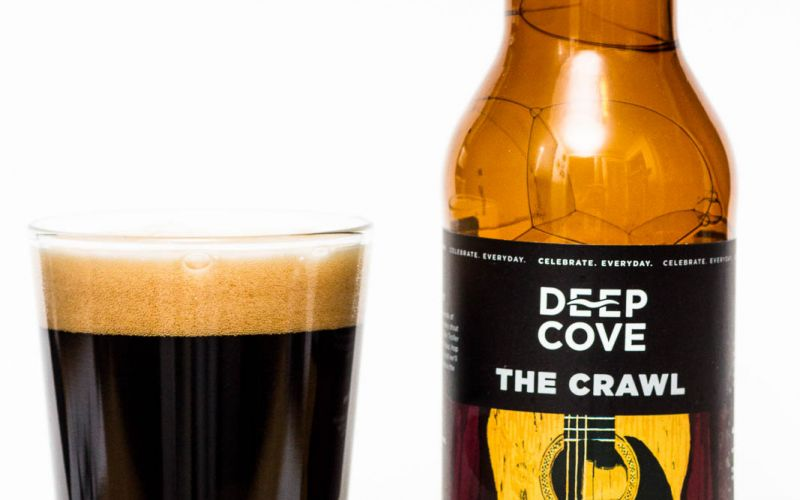 Deep Cove Brewers – The Crawl Stout