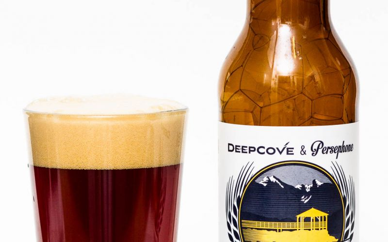 Deep Cove & Persephone – Winter Collaboration Ale