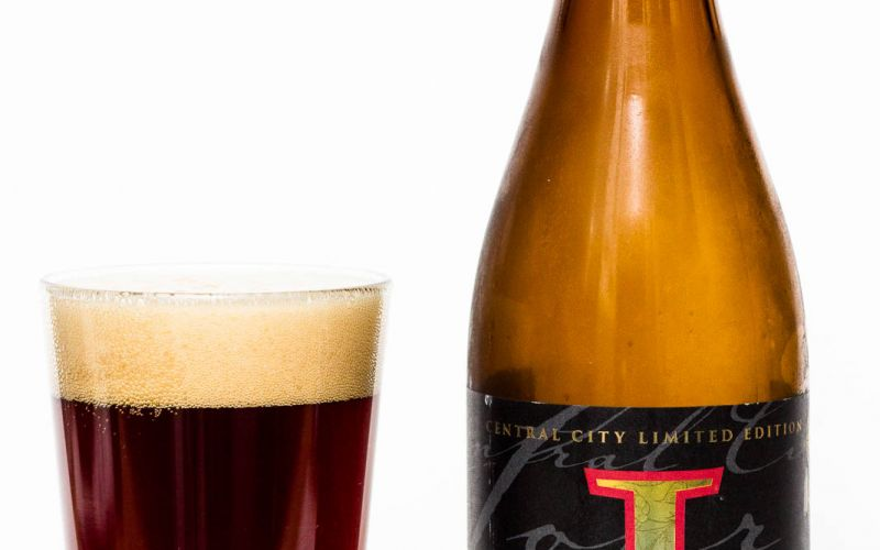 Central City Brewing – Barrel Aged Sour Brown Ale
