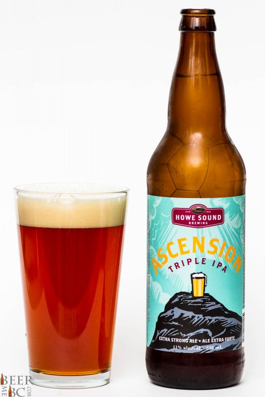 Howe Sound Ascension Triple IPA Review