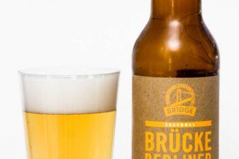 Bridge Brewing Co. – Brucke Berliner Weisse