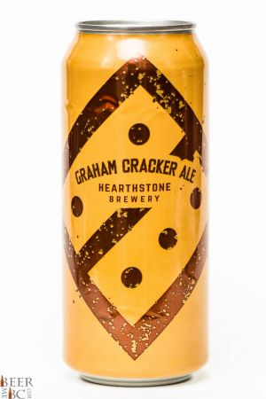 Hearthstone Brewery Graham Cracker Ale Review