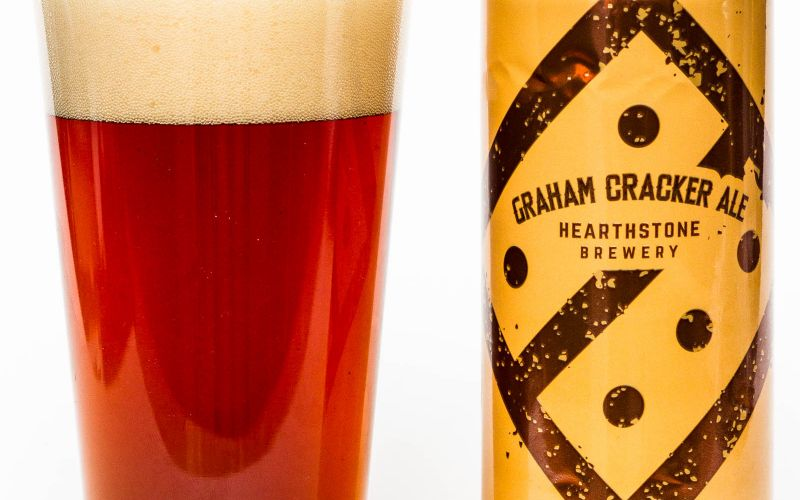 Hearthstone Brewery – Graham Cracker Ale