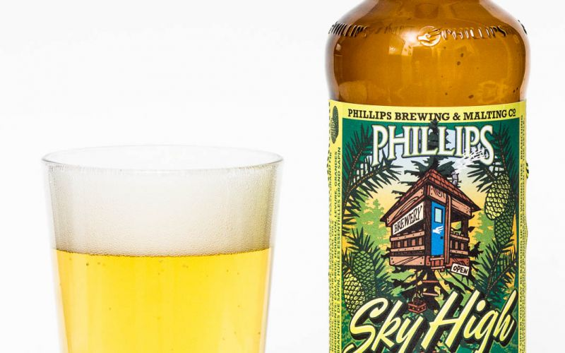 Phillips Brewing Co. – Sky High Grand Fir Ale