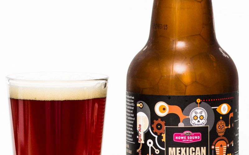Howe Sound Brewing Co. – Mexican Chiapas Cold Pressed Coffee Ale