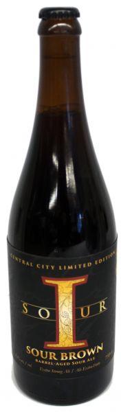Central City Sour Brown Ale