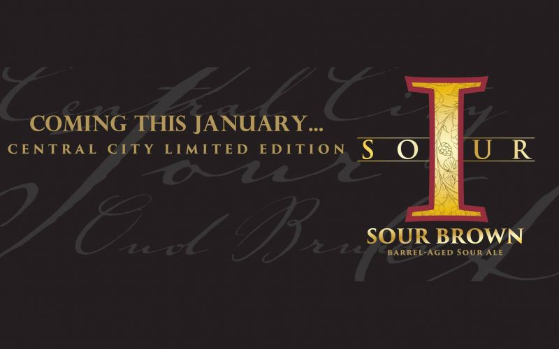 Central City Unveils Highly Anticipated Sour Brown I Barrel-Aged Sour Ale