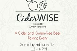Ciderwise Craft Cider Festival Returns to Vancouver's Wise Hall