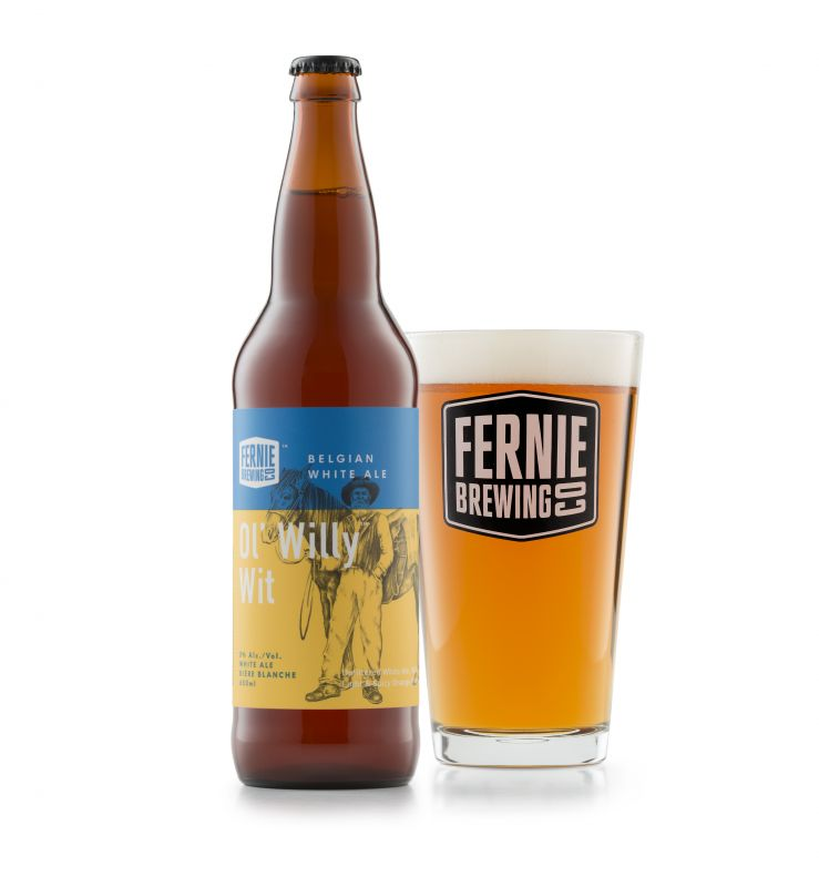 Rename the Fernie Brewing Willie Wit