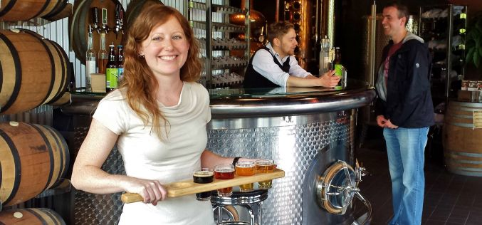 Women of BC Craft Beer – Rachel Riggs – Vancouver Brewery Tours