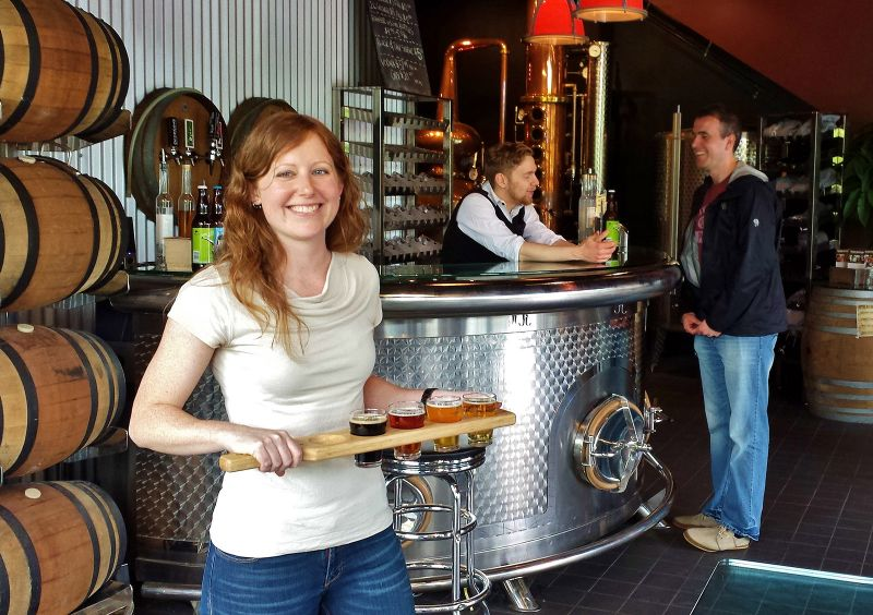 Rachel of Vancouver Brewery Tours