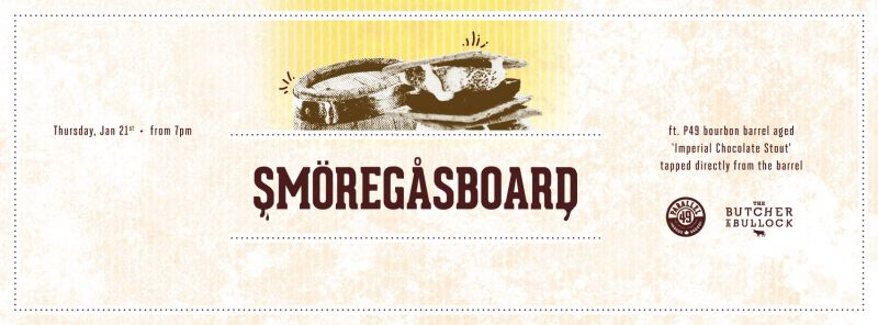 Smoregasboard Parallel 49 Beer Release