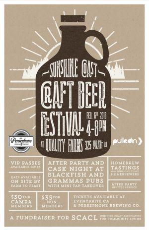 Sunshine Coast Beer Festival