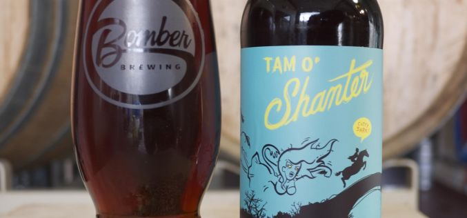 Bomber Brewing Releases Tam O'Shanter Robbie Burns Tribute Wee Heavy