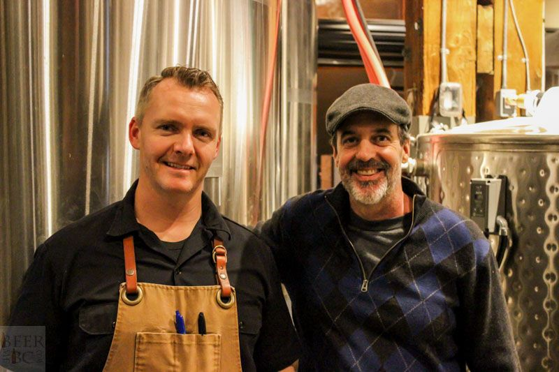 Tankfarm Series 2016 Brewmaster and Chef