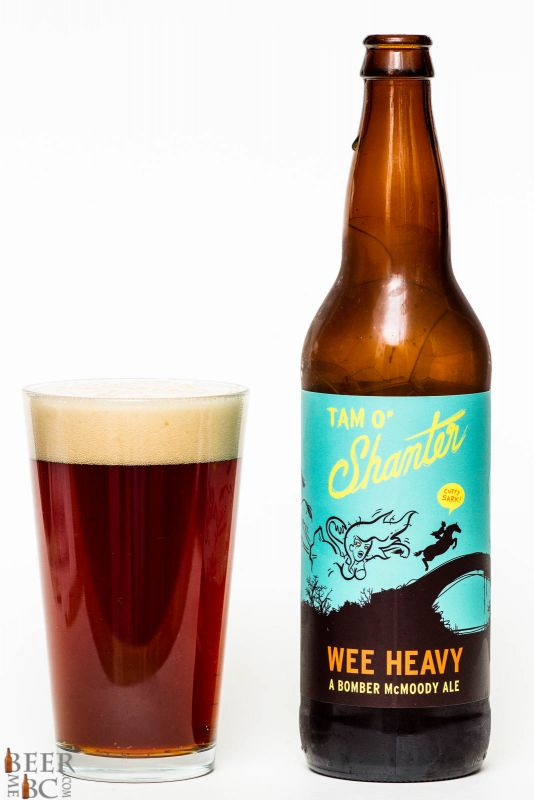 Bomber & Moody Ales Tam O'Shanter Week Heavy Scotch Ale Review