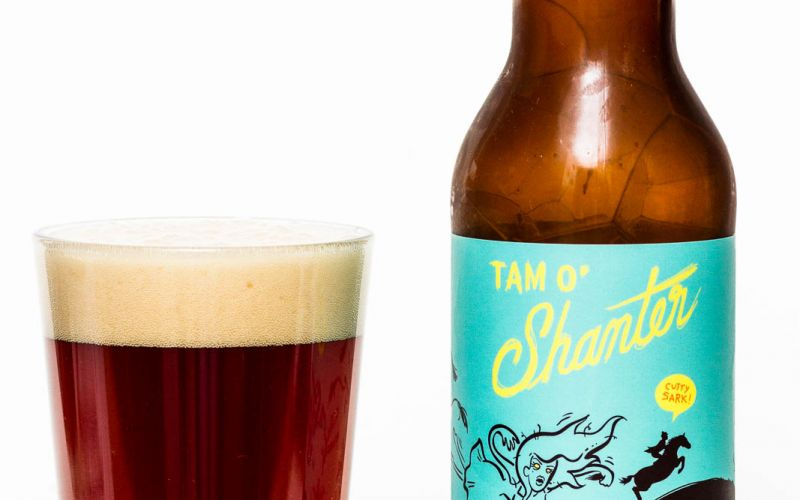 Bomber Brewing & Moody Ales – Tam O'Shanter Wee Heavy Scotch Ale