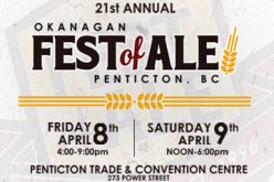 Record Brewery & Cidery Attendance For the 2016 Okanagan Fest Of Ale