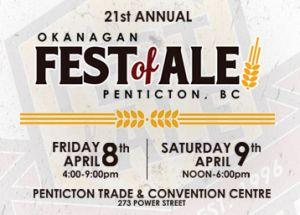 2016 Okanagan Fest Of Ale