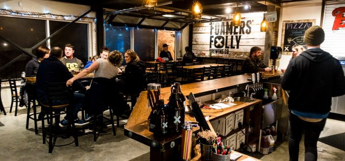 Foamers' Folley – The Not-So-Small Pitt Meadows Brewery