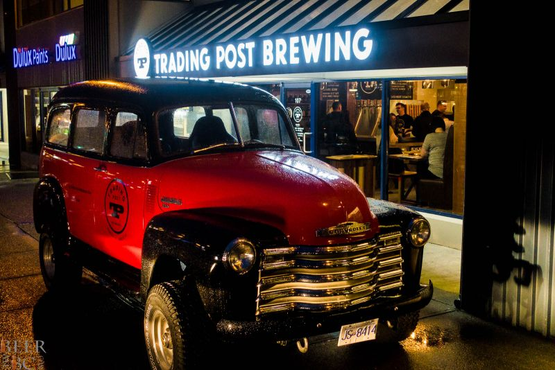 Trading Post Brewery