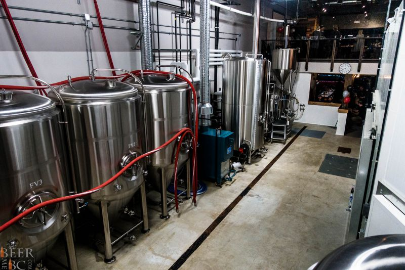 Trading Post Brewery, Langley, BC