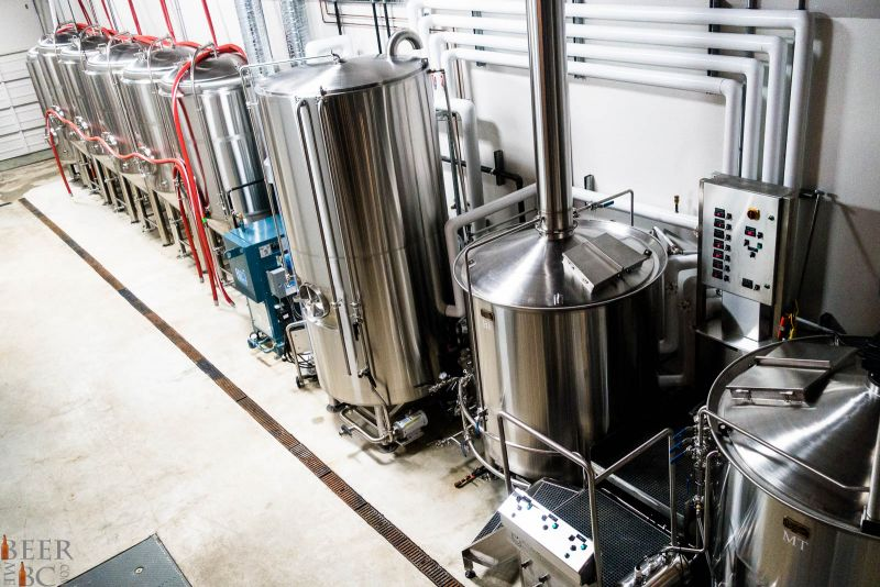Trading Post Brewery Tanks