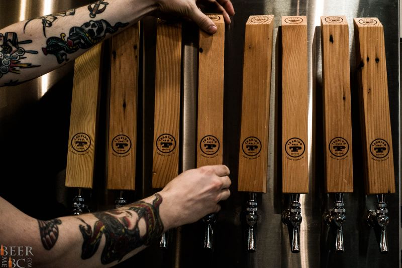 Trading Post Tap Handles