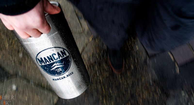 The Man Can - Carrying To A Brewery