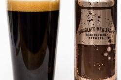 Hearthstone Brewery – Chocolate Milk Stout