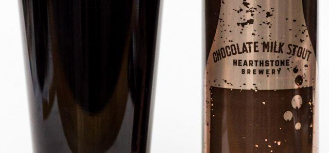 Hearthstone Brewery – Chocolate Milk Stout