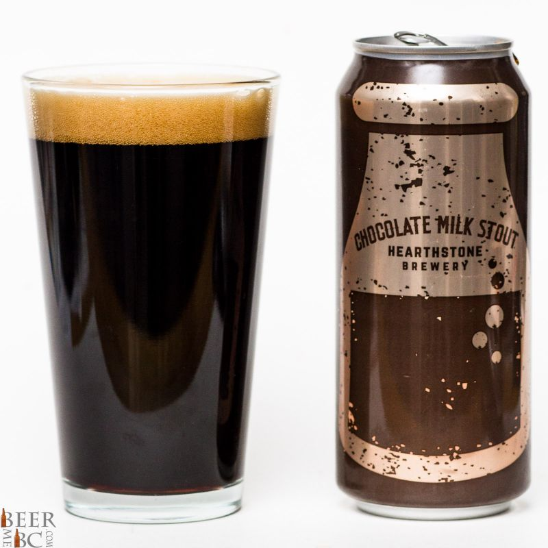 Hearthstone Brewing Chocolate Milk Stout Review