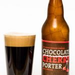Red Arrow Brewing Chocolate Cherry Porter Review
