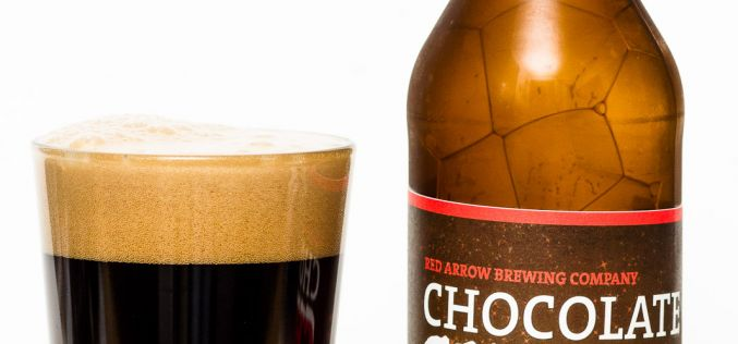 Red Arrow Brewing Co. – Chocolate Cherry Porter