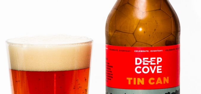 Deep Cove Brewers – Tin Can Pale Ale