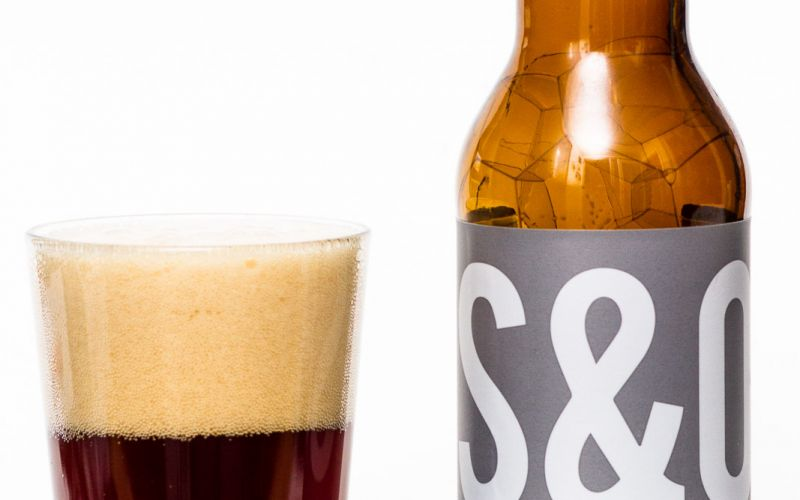 Steel & Oak Brewing – Smoked Dunkelweizen