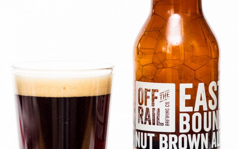 Off The Rail Brewing – East Bound Nut Brown Ale