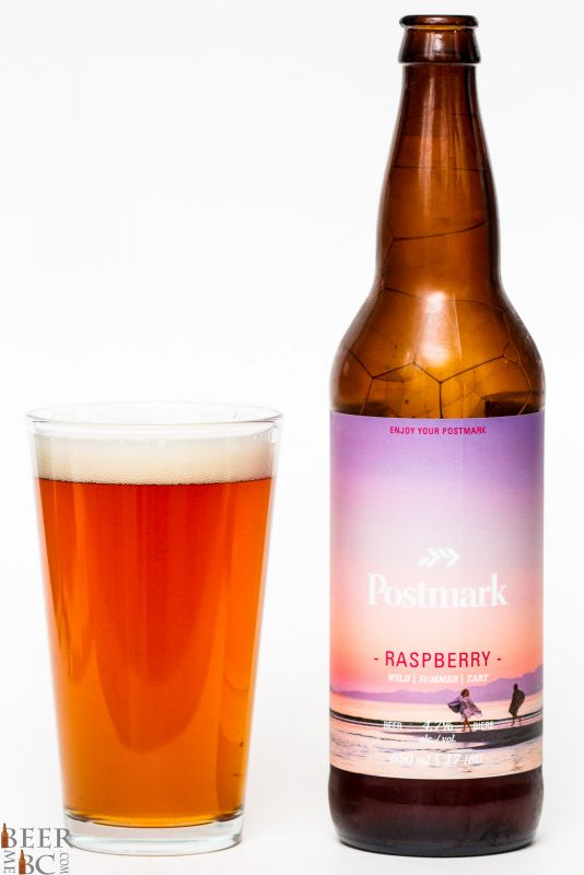 Postmark Brewing Raspberry Session Ale Review