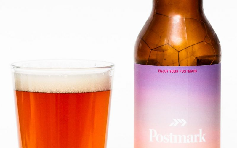 Postmark Brewing – Raspberry Session Ale