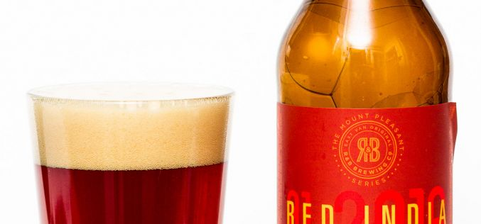 R&B Brewing Co. Red India Pale Ale