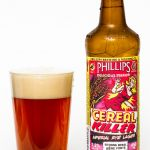 Phillips Cereal Killer Imperial Rye Lager Review