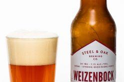 Steel & Oak Brewing Co. – Weizenbock Strong Wheat Beer