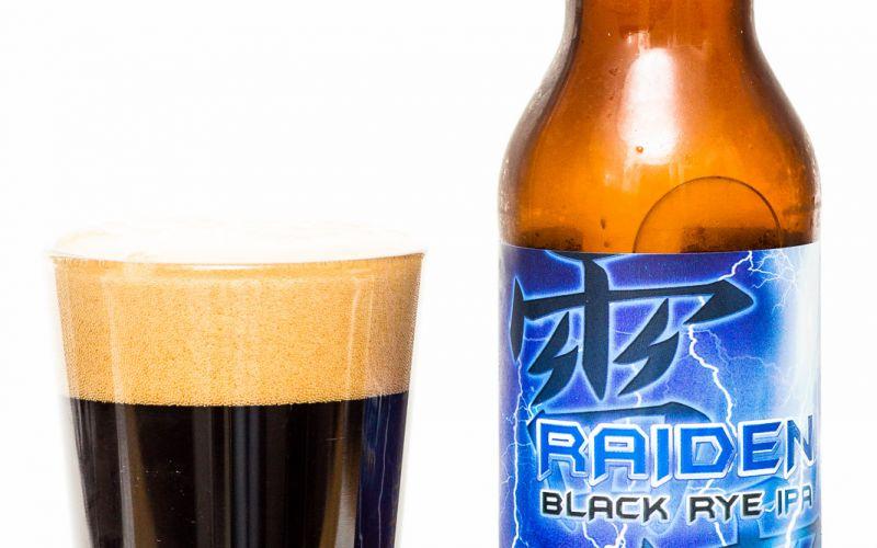 Fuggles & Warlock Craftworks – Raiden Black Rye IPA