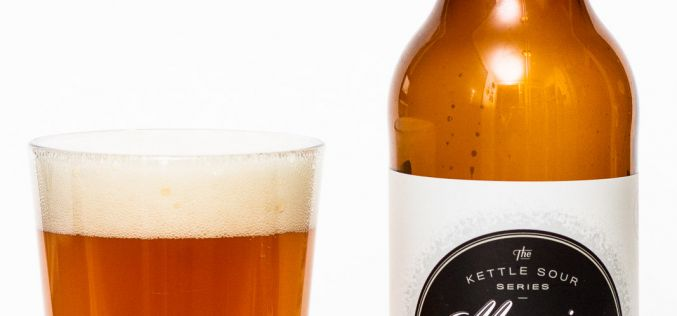 Powell Street Craft Brewery – Mosaic Sour Belgian Wheat Ale