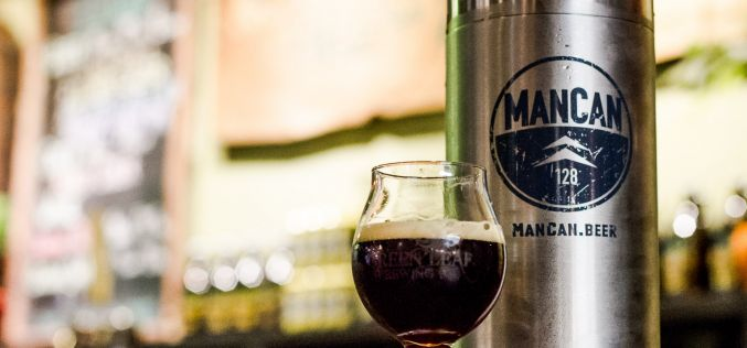 The Man Can – Your CO2-Charged Craft Beer Growler
